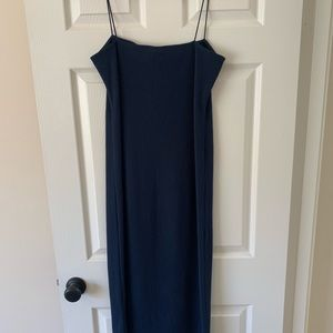 Topshop Dresses - Topshop Ribbed Midi Dress